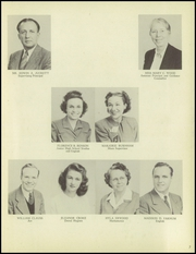 Page 11, 1948 Edition, Franklin Roosevelt High School - Orbit Yearbook (Hyde Park, NY) online yearbook collection