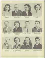 Page 13, 1948 Edition, Franklin Roosevelt High School - Orbit Yearbook (Hyde Park, NY) online yearbook collection