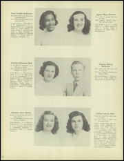 Page 16, 1948 Edition, Franklin Roosevelt High School - Orbit Yearbook (Hyde Park, NY) online yearbook collection