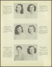 Page 17, 1948 Edition, Franklin Roosevelt High School - Orbit Yearbook (Hyde Park, NY) online yearbook collection