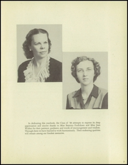 Page 7, 1948 Edition, Franklin Roosevelt High School - Orbit Yearbook (Hyde Park, NY) online yearbook collection
