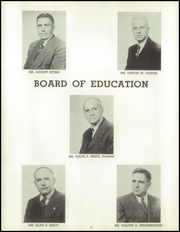 Page 12, 1950 Edition, Franklin Roosevelt High School - Orbit Yearbook (Hyde Park, NY) online yearbook collection