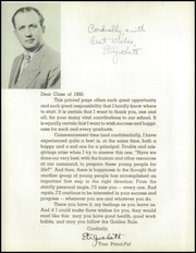 Page 8, 1950 Edition, Franklin Roosevelt High School - Orbit Yearbook (Hyde Park, NY) online yearbook collection