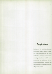 Page 6, 1950 Edition, Bass High School - Pegasus Yearbook (Atlanta, GA) online yearbook collection
