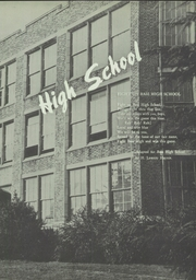 Page 9, 1950 Edition, Bass High School - Pegasus Yearbook (Atlanta, GA) online yearbook collection