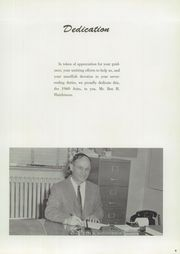 Page 13, 1960 Edition, College Park High School - Aries Yearbook (College Park, GA) online yearbook collection