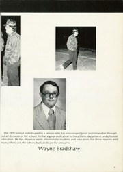 Page 7, 1979 Edition, Morgan County High School - Echoes Yearbook (Madison, GA) online yearbook collection