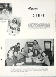 Page 10, 1943 Edition, Athens High School - Maroon Yearbook (Athens, GA) online yearbook collection
