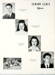 Page 12, 1943 Edition, Athens High School - Maroon Yearbook (Athens, GA) online yearbook collection