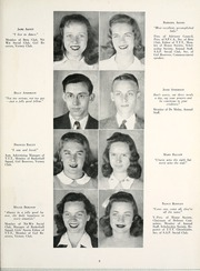 Page 13, 1943 Edition, Athens High School - Maroon Yearbook (Athens, GA) online yearbook collection