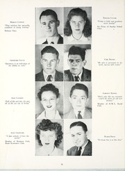 Page 16, 1943 Edition, Athens High School - Maroon Yearbook (Athens, GA) online yearbook collection