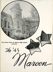 Page 5, 1943 Edition, Athens High School - Maroon Yearbook (Athens, GA) online yearbook collection