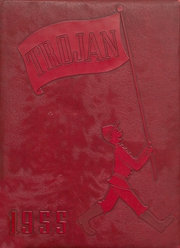 Page 1, 1955 Edition, Athens High School - Maroon Yearbook (Athens, GA) online yearbook collection