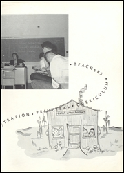 Page 11, 1955 Edition, Athens High School - Maroon Yearbook (Athens, GA) online yearbook collection