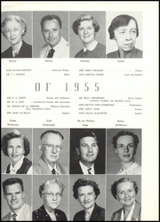 Page 15, 1955 Edition, Athens High School - Maroon Yearbook (Athens, GA) online yearbook collection