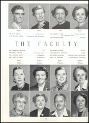 Page 16, 1955 Edition, Athens High School - Maroon Yearbook (Athens, GA) online yearbook collection