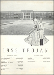 Page 5, 1955 Edition, Athens High School - Maroon Yearbook (Athens, GA) online yearbook collection