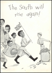 Page 7, 1955 Edition, Athens High School - Maroon Yearbook (Athens, GA) online yearbook collection