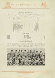 Page 41, 1935 Edition, Rome High School - Roman Yearbook (Rome, GA) online yearbook collection