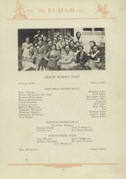 Page 47, 1935 Edition, Rome High School - Roman Yearbook (Rome, GA) online yearbook collection