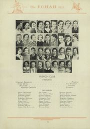 Page 50, 1935 Edition, Rome High School - Roman Yearbook (Rome, GA) online yearbook collection