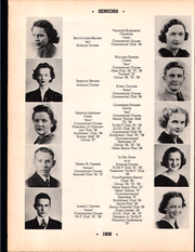 Page 16, 1938 Edition, Rome High School - Roman Yearbook (Rome, GA) online yearbook collection