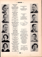 Page 17, 1938 Edition, Rome High School - Roman Yearbook (Rome, GA) online yearbook collection