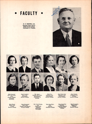 Page 9, 1938 Edition, Rome High School - Roman Yearbook (Rome, GA) online yearbook collection