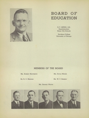 Page 10, 1939 Edition, Rome High School - Roman Yearbook (Rome, GA) online yearbook collection