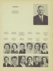 Page 11, 1939 Edition, Rome High School - Roman Yearbook (Rome, GA) online yearbook collection
