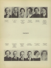 Page 12, 1939 Edition, Rome High School - Roman Yearbook (Rome, GA) online yearbook collection