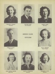 Page 14, 1939 Edition, Rome High School - Roman Yearbook (Rome, GA) online yearbook collection