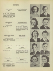 Page 16, 1939 Edition, Rome High School - Roman Yearbook (Rome, GA) online yearbook collection