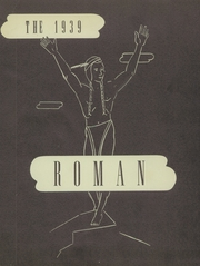 Page 7, 1939 Edition, Rome High School - Roman Yearbook (Rome, GA) online yearbook collection