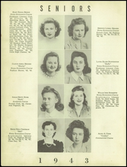 Page 14, 1943 Edition, Rome High School - Roman Yearbook (Rome, GA) online yearbook collection