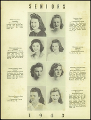 Page 16, 1943 Edition, Rome High School - Roman Yearbook (Rome, GA) online yearbook collection