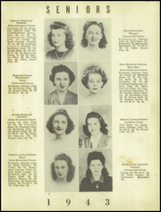 Page 17, 1943 Edition, Rome High School - Roman Yearbook (Rome, GA) online yearbook collection
