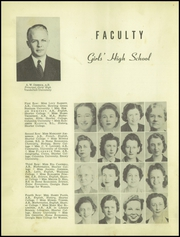 Page 8, 1943 Edition, Rome High School - Roman Yearbook (Rome, GA) online yearbook collection