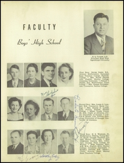 Page 9, 1943 Edition, Rome High School - Roman Yearbook (Rome, GA) online yearbook collection