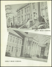 Page 8, 1950 Edition, Rome High School - Roman Yearbook (Rome, GA) online yearbook collection