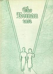 Page 1, 1951 Edition, Rome High School - Roman Yearbook (Rome, GA) online yearbook collection