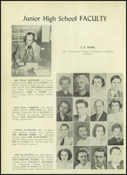 Page 12, 1951 Edition, Rome High School - Roman Yearbook (Rome, GA) online yearbook collection