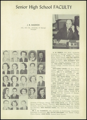 Page 13, 1951 Edition, Rome High School - Roman Yearbook (Rome, GA) online yearbook collection