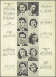Page 17, 1951 Edition, Rome High School - Roman Yearbook (Rome, GA) online yearbook collection