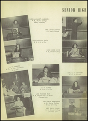 Page 12, 1952 Edition, Rome High School - Roman Yearbook (Rome, GA) online yearbook collection
