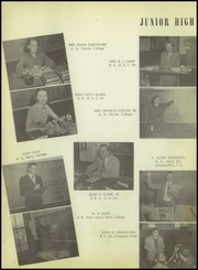Page 14, 1952 Edition, Rome High School - Roman Yearbook (Rome, GA) online yearbook collection