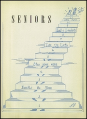 Page 17, 1952 Edition, Rome High School - Roman Yearbook (Rome, GA) online yearbook collection