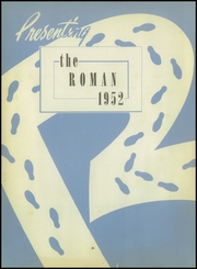 Page 6, 1952 Edition, Rome High School - Roman Yearbook (Rome, GA) online yearbook collection