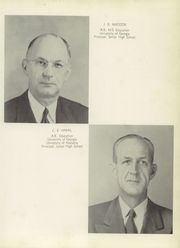 Page 13, 1954 Edition, Rome High School - Roman Yearbook (Rome, GA) online yearbook collection