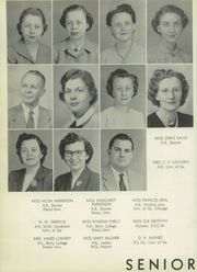 Page 14, 1954 Edition, Rome High School - Roman Yearbook (Rome, GA) online yearbook collection